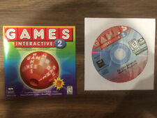 GAMES Interactive 2 for Windows/Mac from GAMES Magazine