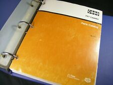 Case 721 Loader Tractor Parts Manual Book Catalog List Oem