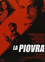 La Piovra - Serie 2 - Cofanetto Con 3 Dvd - Nuovo - Raro Fuori Catalogo