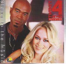 New CD - Twenty 4 Seven Feat Stay-C & Li-Ann - Slave to the Music 2010 - 9 Mixes