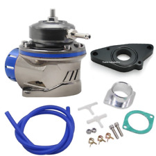 HYBRID Subaru WRX 2002-2007 /& STi 2004-2016 Dual Port BOV 50//50 Blow Off Valve Blue Red BOV Kit