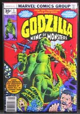"Godzilla King of the Monsters #1 Comic Book 2"" X 3"" Fridge / Locker Magnet."