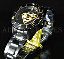 Invicta DC Comics 38mm Stainless Steel Strap Automatic  Watch - Black (26899)