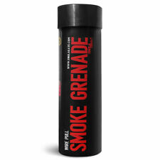 Enola Gaye Wp40 Red Smoke Grenade Airsoft Photography Paintball Tactical