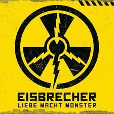 Eisbrecher - Liebe Macht Monster CD NEU OVP