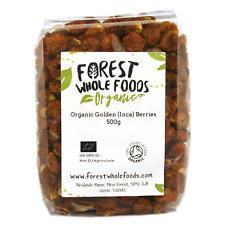 Forest Whole Foods - Organic Golden Berries (Inca Berries) 500g