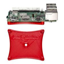 Wall Desk Mount Bracket for Raspberry Pi B B+ Series Red