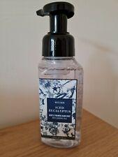Bath And Body Works Iced Eucalyptus Foaming Hand Soap