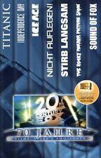 70 Jahre Fox - Titanic, Independence Day, Ice Age u.a. - 6 DVD Box