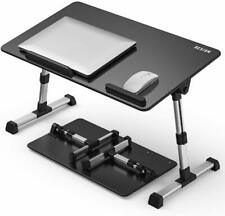 Large Size Besign Adjustable Latop Table Portable Standing Bed Desk Foldable NEW
