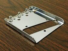 Custom Fender Vintage Telecaster Bridge Plate for use with a Bigsby B5 Vibrato