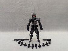 "Custom 1/18 Microman DLX Clone ARC commando Stealth Trooper Star wars 4"" Figure"