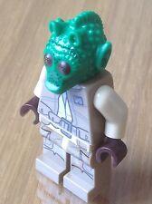 Lego Star Wars minifigure SW687 Rodian Alliance Fighter
