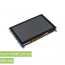 5inch HDMI Capacitive Touch Screen LCD (H) 800x480 for Raspberry Pi BB Black BPi