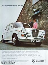 Wolseley '1300 Mk.II' 1969 Car Advert #2 (523F) Original Auto Print Ad