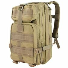 Condor 126 COYOTE BROWN Compact Mission Assault Patrol Pack Hiking Backpack