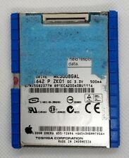 30GB Toshiba ZIF HDD - MK3008GAL for iPod Classic Video 5th or 5.5 gen