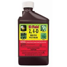 Hi-Yield 2,4-D Selective Weed Killer 16 Fluid Ounce, Brand New