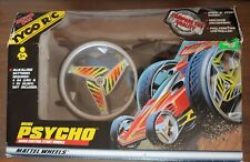 Tyco Mini Psycho Rc Car - Radio Controlled *Tested*