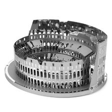 Fascinations ICONX Roman Colosseum Ruins 3D Metal Earth Steel Model Kit ICX025