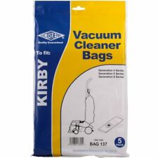Kirby Compatible Vacuum Cleaner Hoover Bags. Fits All Generation G4 G5 G6 Models
