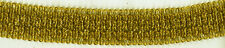 "2"" METALLIC GOLD BRAID TRIM 20 METERS"