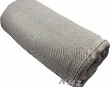 """100% Natural Extra Large Himalayan Cashmere Blanket/Throw 90""""x108"""" From Nepal"""