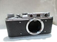 ZORKI 1 (I) vintage Russian Leica M39 mount camera BODY only  8283