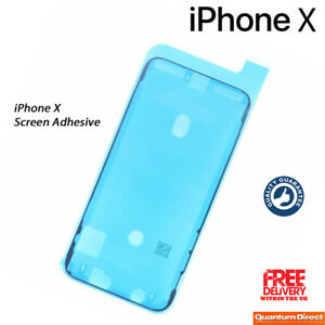 NEW iPhone X (iPhone 10) Display Screen Assembly Adhesive Sticker UK Stock