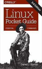Linux Pocket Guide by Daniel J. Barrett (2016, Paperback)