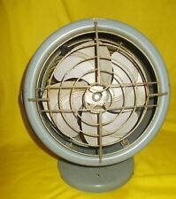 Vintage Mid Century Dominion Metal Electric Fan