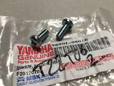 Yamaha 9890L-06016 (X2) vis carter sortie de boite YBR125 , carter 125 250 XMax
