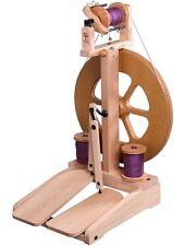 Spinnrad Ashford KIWI 2 Doppeltritt Wolle Spinnrad spinnen Märchernwolle Neu