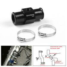 24mm Car Water Temp Temperature Joint Pipe Sensor Gauge Radiator Hose Adapter