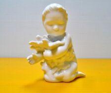 L@K B&G Bing & Grondahl Denmark Sea Water Boy Mermaid Porcelain Figurine