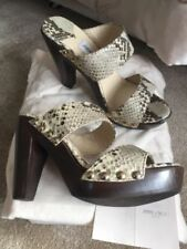 Jimmy Choo Women's Snakeskin