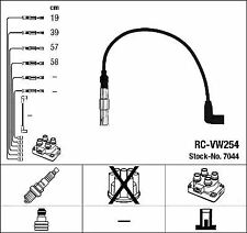 NGK RC-VW254 Ignition Lead Set NTK Copper Core  4 Circuit