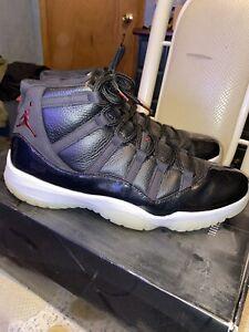 Jordan 11 72-10 Size 14