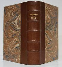"""RESTAURATION/ LES CENT JOURS/ Henry HOUSSAYE """"1815"""". Perrin, 1893"""
