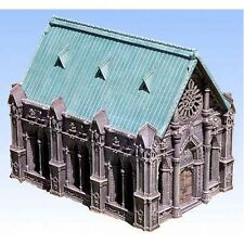 Armorcast 28mm Resin Terrain ACC015 Gothic Chapel - Full Interior Detail Kit