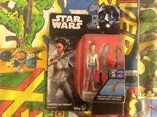 Star Wars Figura 3.75 in (approx. 9.52 cm) Rogue una princesa Leia Organa rebeldes R1! totalmente Nuevo!