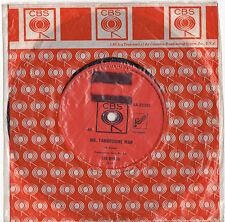 THE BYRDS - MR. TAMBOURINE MAN Ultrarare 1965 Aussie PSYCH/FOLK Single Release!
