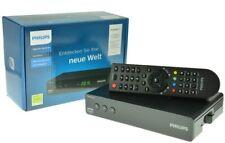 PHILIPS DTR3442B DVB-T2 boitier récepteur TNT HD