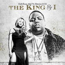 Faith Evans and The Notorious B.I.G. - The King & I (2lp VINYL GATEFOLD) NUOVO!
