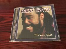 Barry White - His Very Best - 1998 - POLYGRAM - CANADA