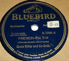 Bluebird B-10994 Glenn Miller Frenesi / My Blue Heaven 78 RPM E E