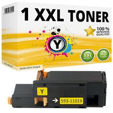 1x XL TONER für DELL 593-11143 1250C 1350CNW 1355CN 1355CNW C1760NW C1765NFW
