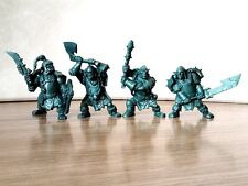 Mountain Orcs 54mm (Tehnolog, hard plastic) Armored Trolls