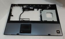 HP 8710p Palmrest/Touchpad Replacement Laptop Cover Part, Gray/Black - VGC