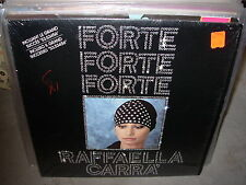 RAFFAELLA CARRA forte ( world music )